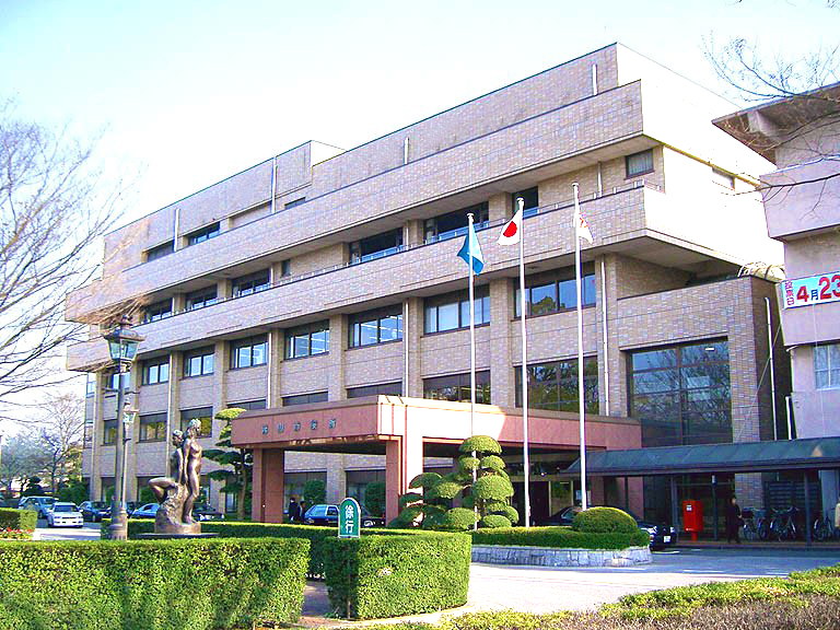 فائل:Nagareyama city office hall 01.jpg