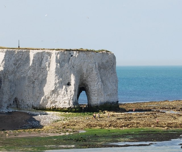 Natural Arch, Kingsgate Bay - geograph.org.uk - 1475560