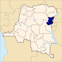 English: Nord-Kivu after 2006