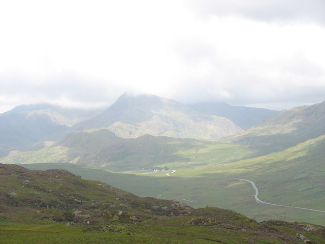 Northern slope of Moel Siabod - geograph.org.uk - 218420