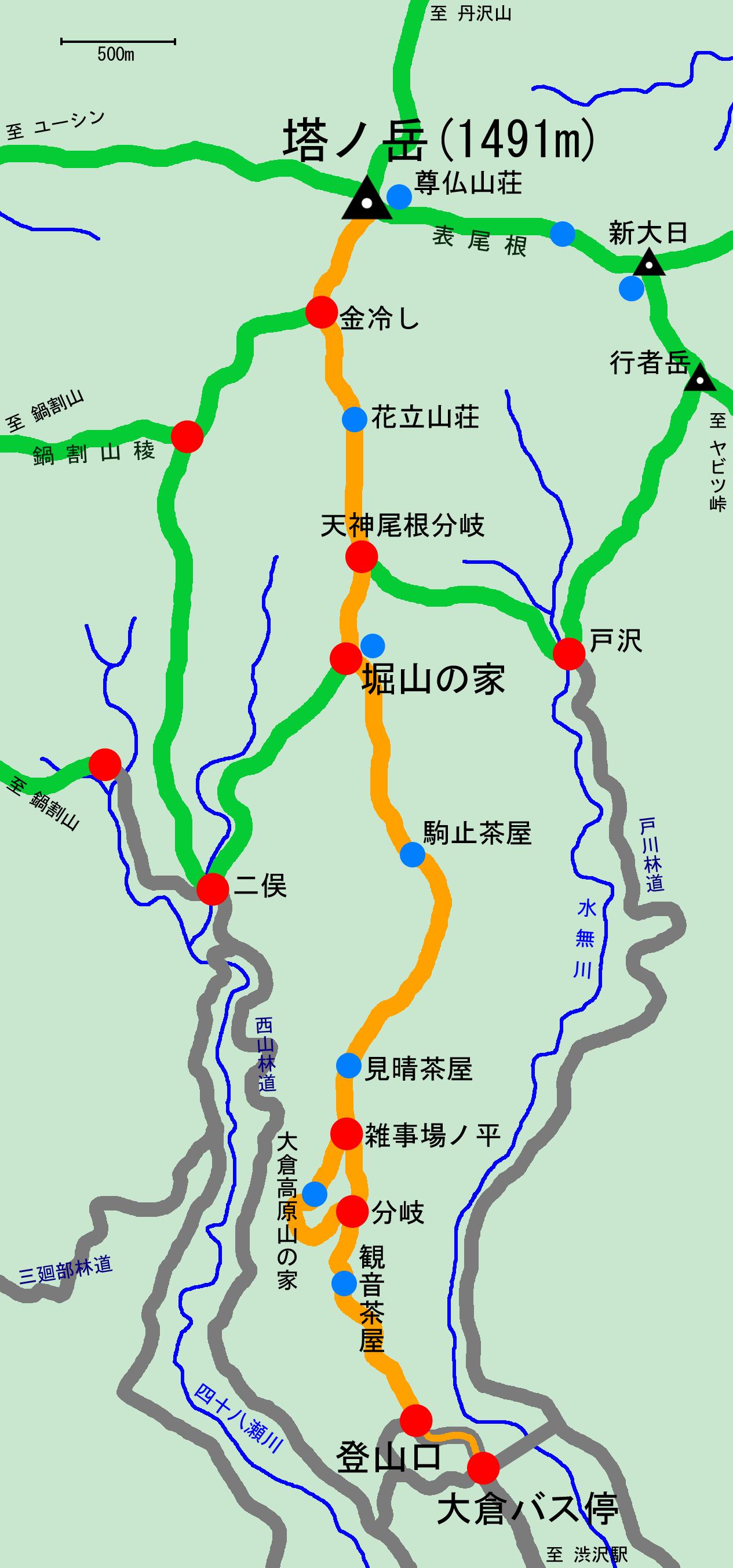 Okura-ridge map.png