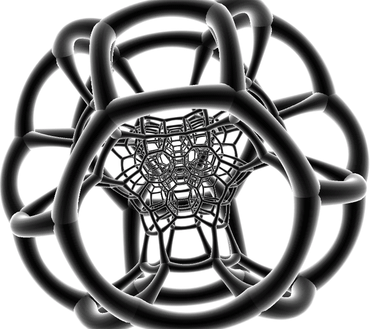 File:Omnitruncated tesseract stereographic (tO) png - Wikipedia