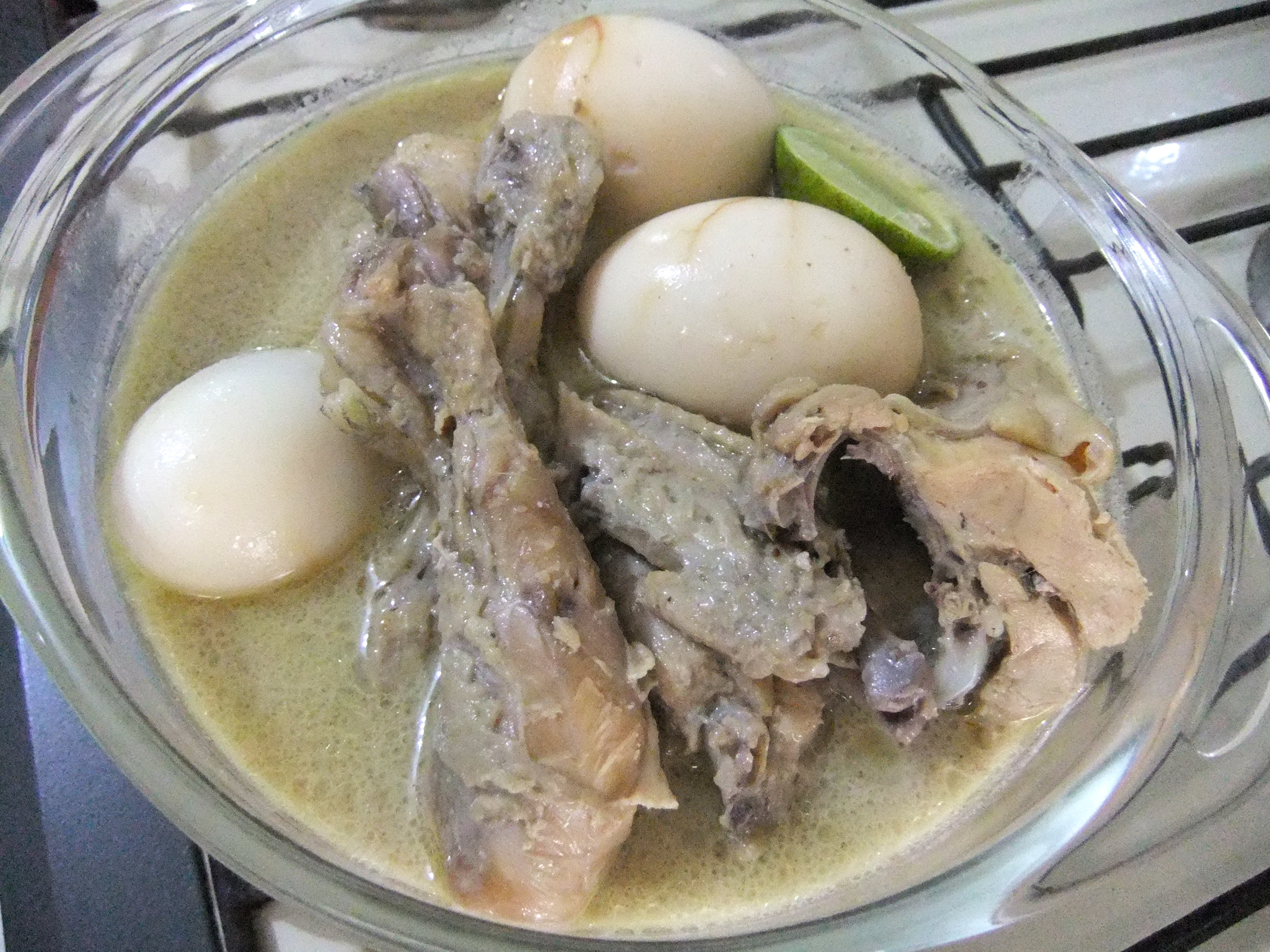 Opor Ayam Wikipedia Bahasa Indonesia Ensiklopedia Bebas
