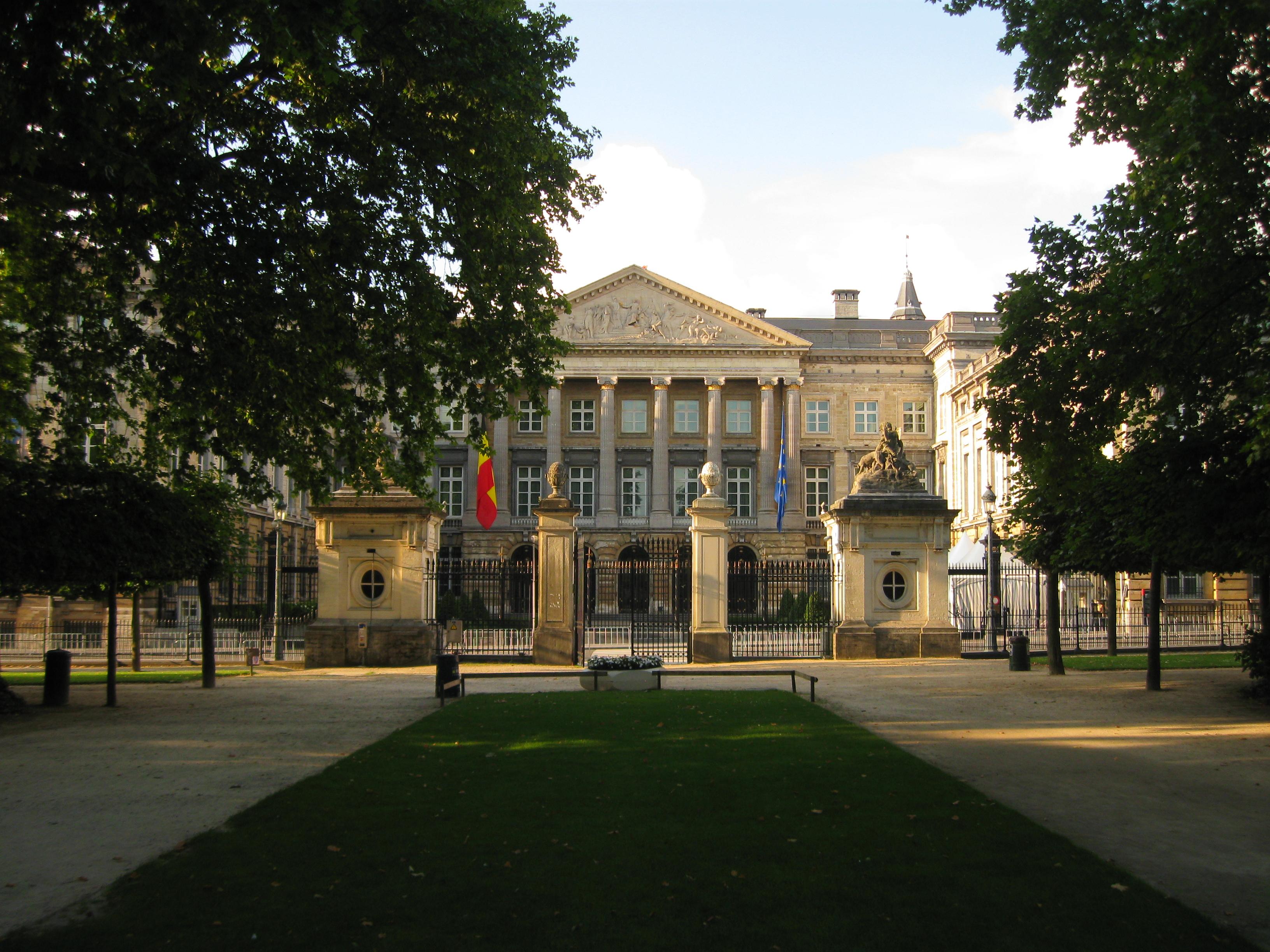 Federaal Parlement Van België Wikipedia