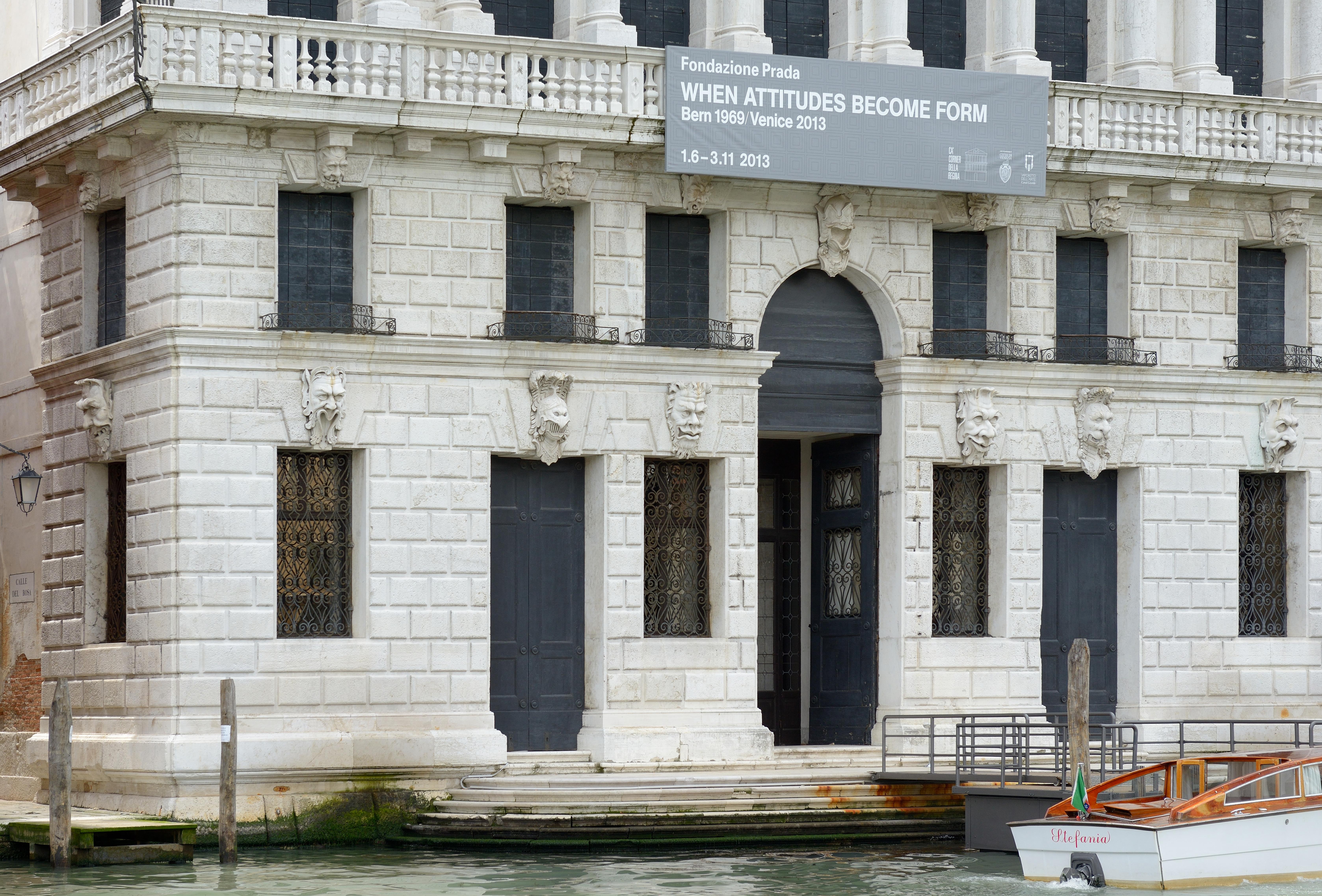Ca Corner Della Regina.File Palazzo Corner Della Regina Sul Canal Grande Dettaglio