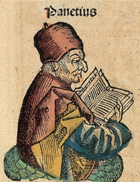 Panaetius Nuremberg Chronicle