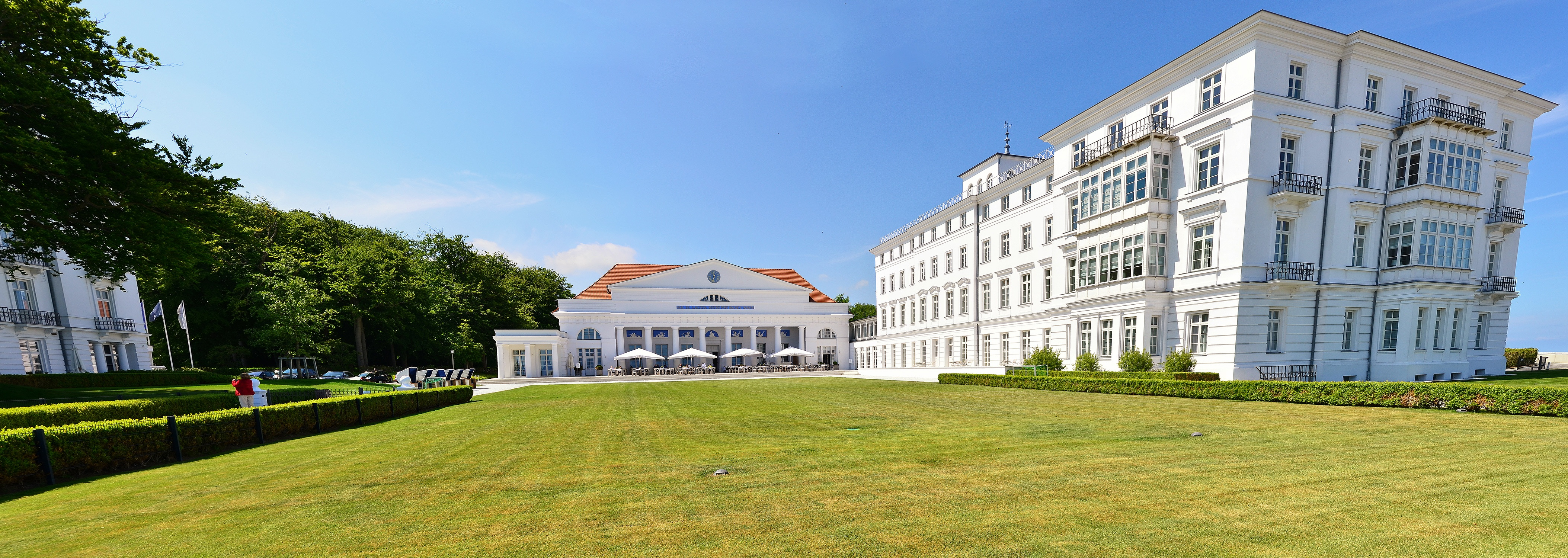 Grand Hotel Heiligendamm Bad Doberan