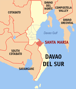Santa Maria, Davao del Sur - Wikipedia, the free encyclopedia