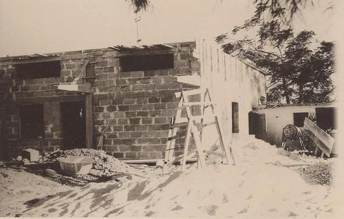 קבוצת יבנה - ראשית המדגריה  1942