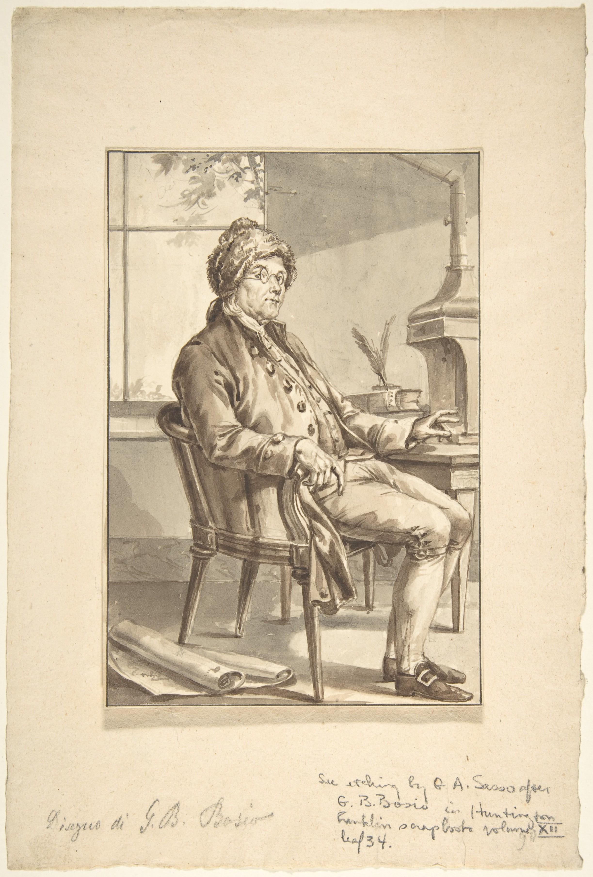 Magnificent File Portrait Of Benjamin Franklin Met Dp805442 Inzonedesignstudio Interior Chair Design Inzonedesignstudiocom