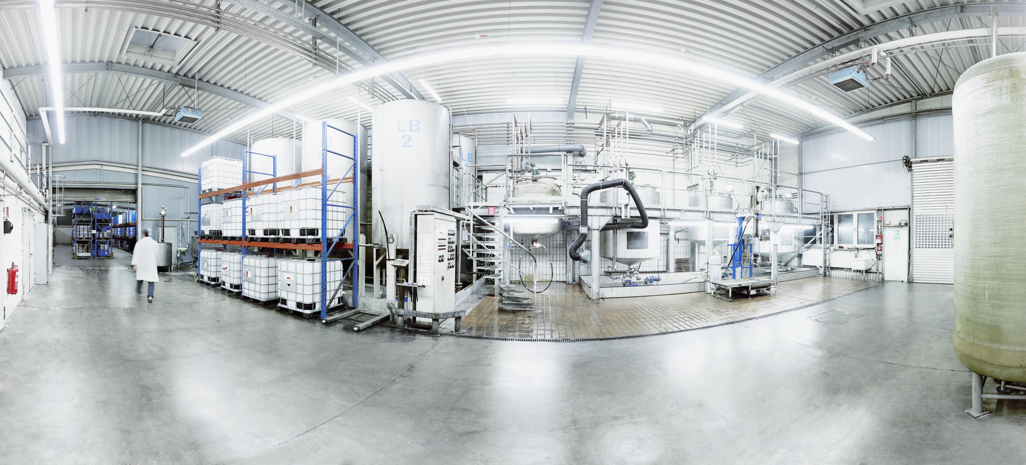 Производство чистящих и моющих средств как перспективная идея для бизнеса