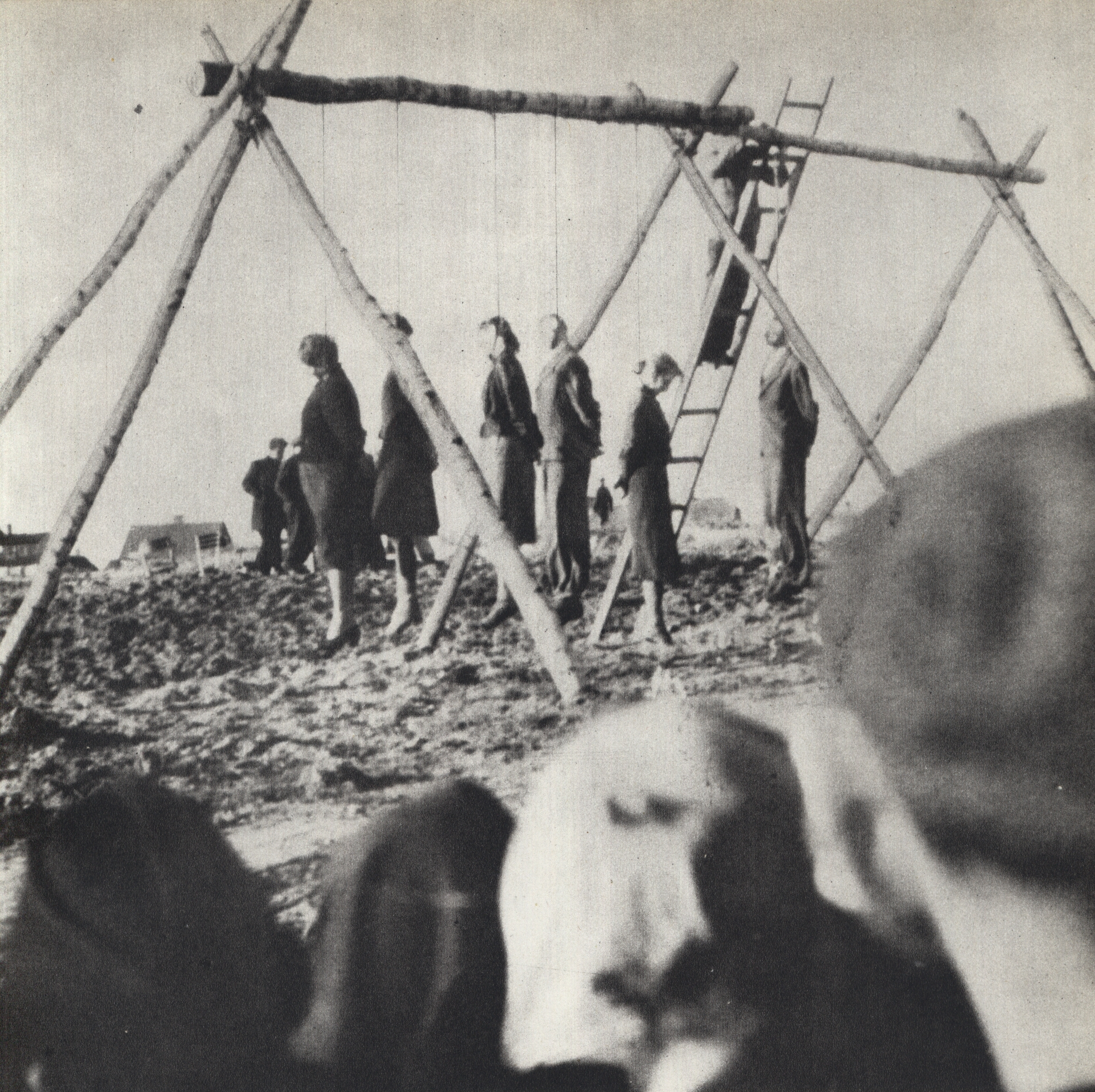 File:Public execution of 54 Poles in Rożki (1942).jpg