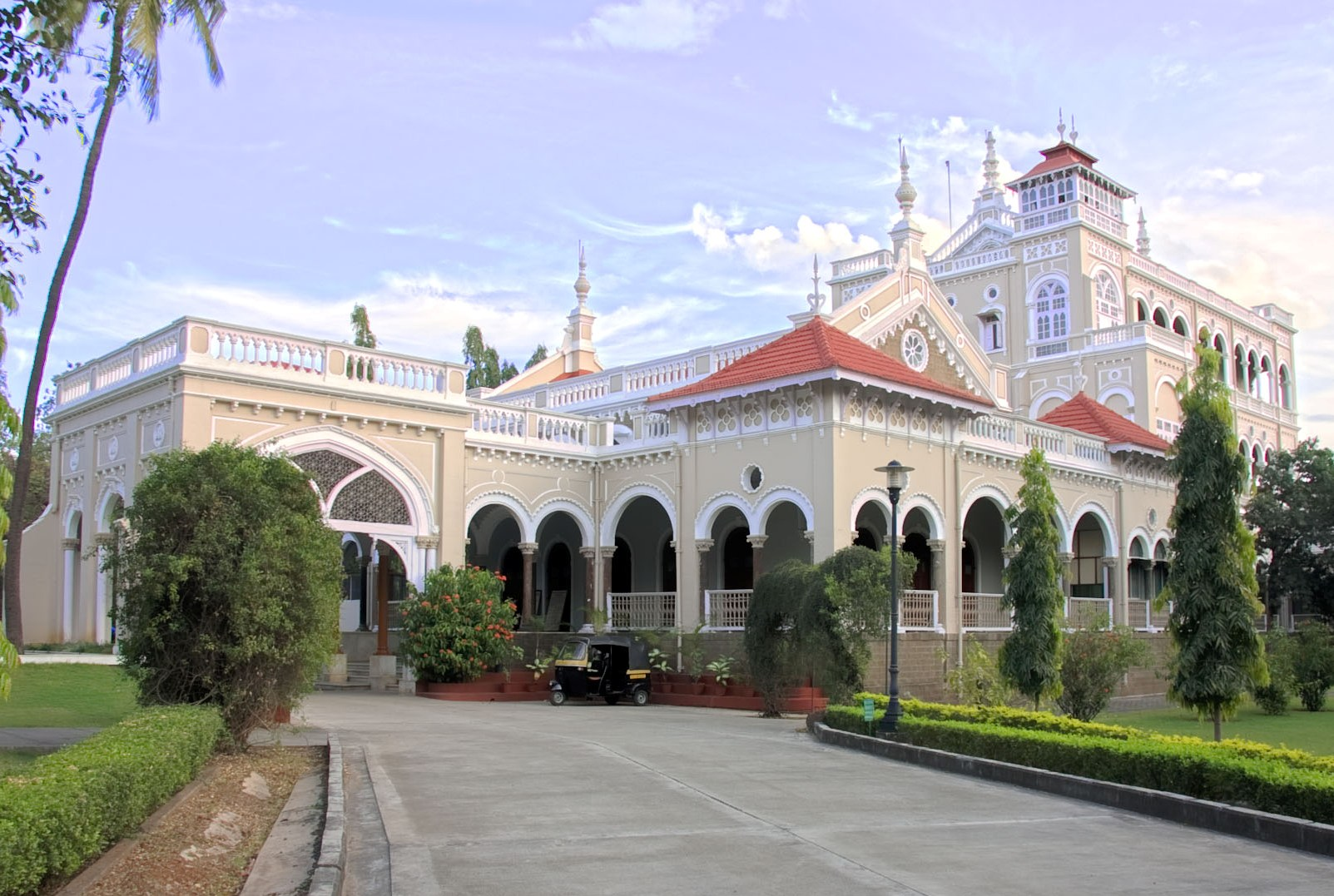 Image result for Aga khan palace