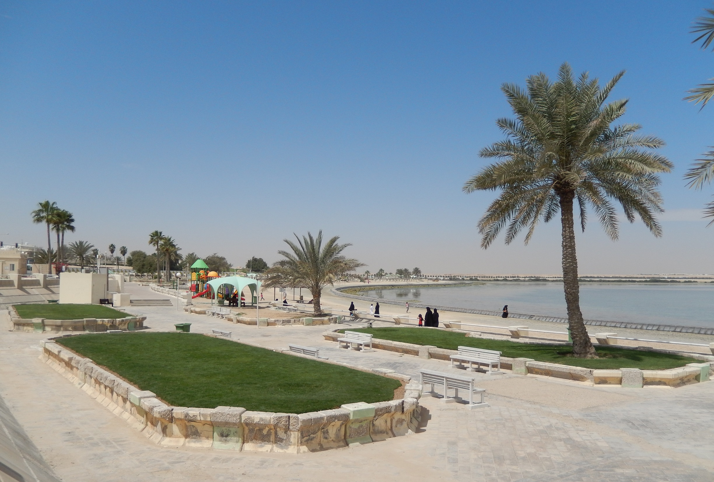 Al Khor Qatar  city photos gallery : Qatar, Al Khor 20 , seafront Wikipedia, the free ...