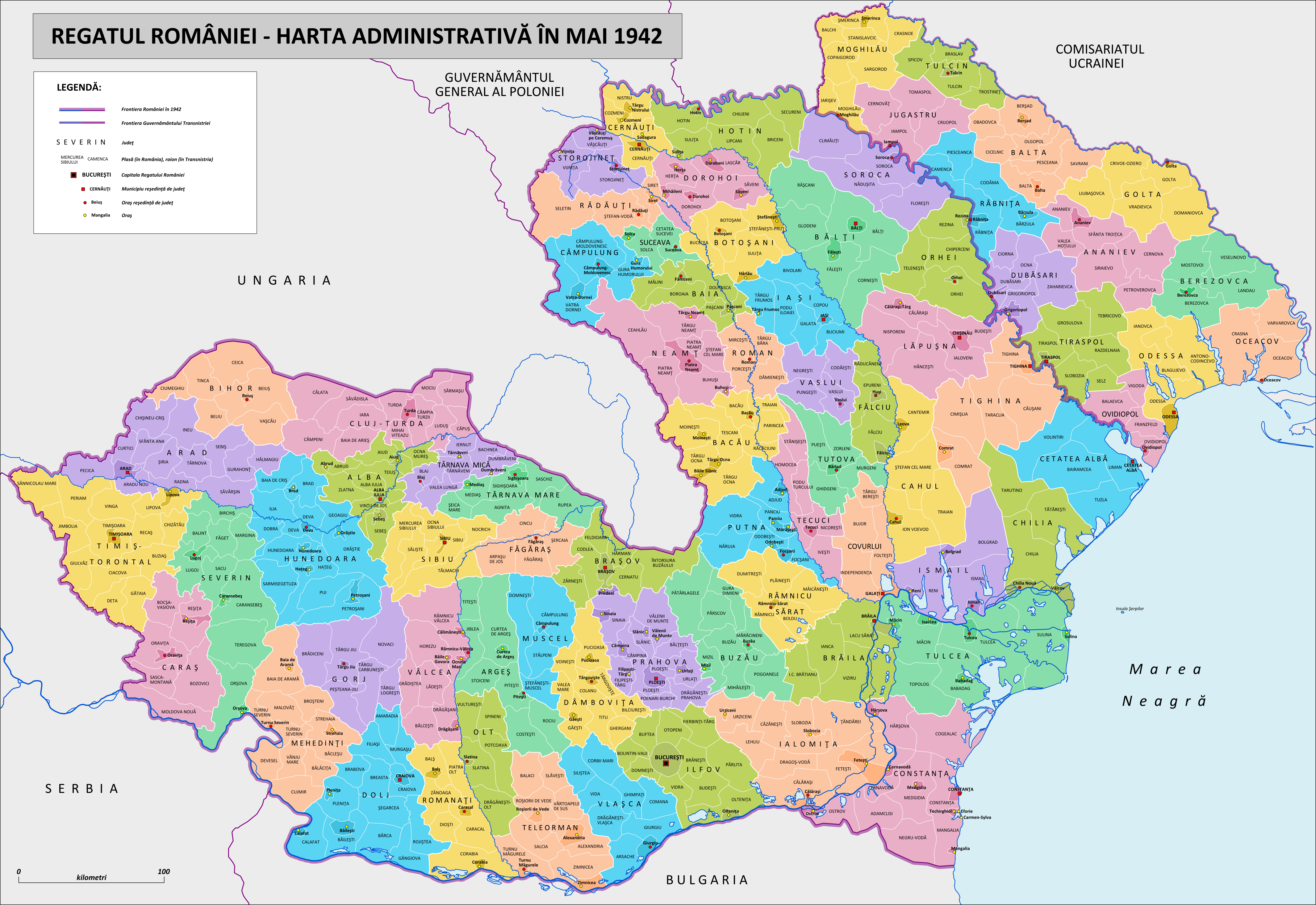Former administrative divisions of Romania Wikiwand