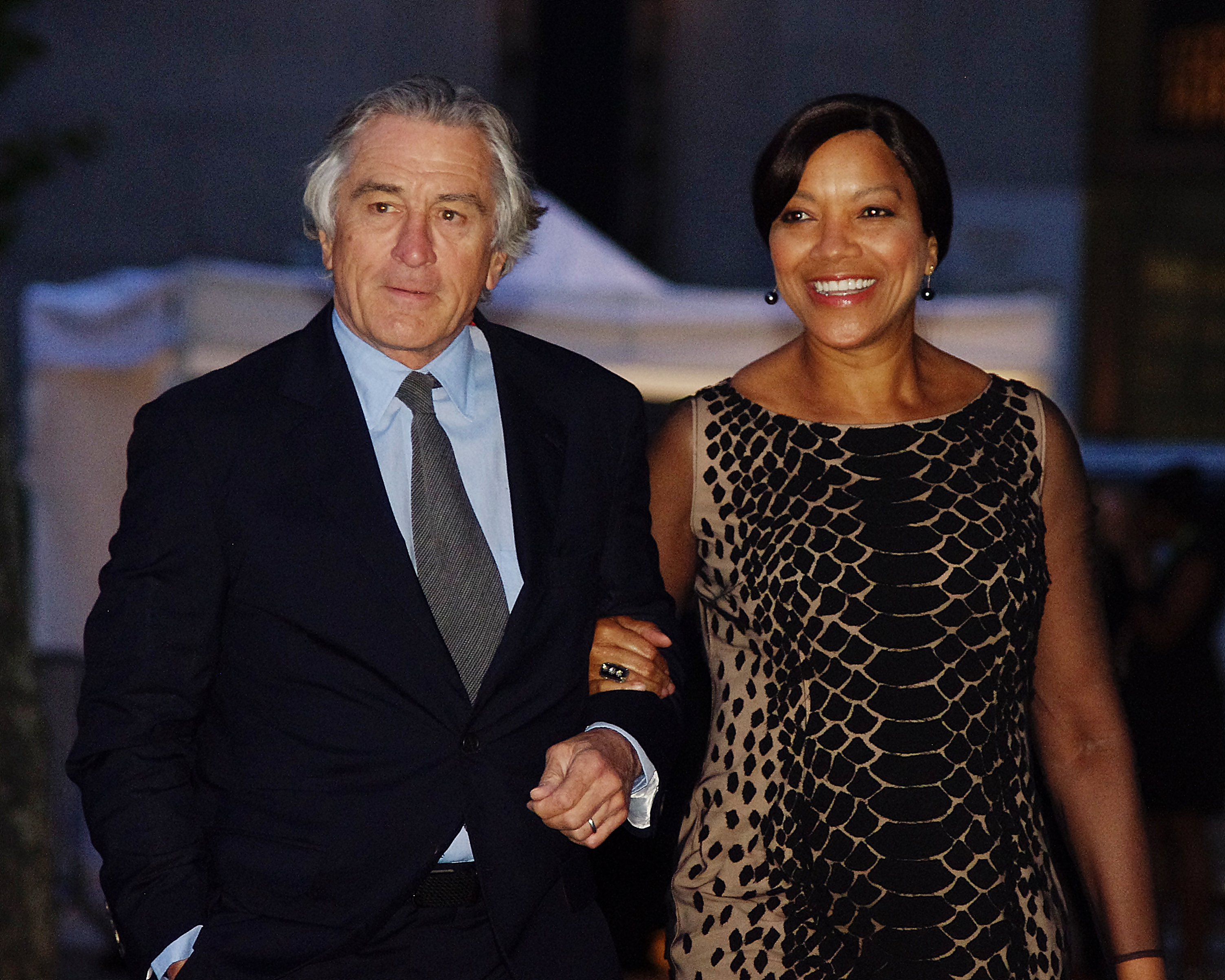 Robert De Niro Wife Grace Hightower