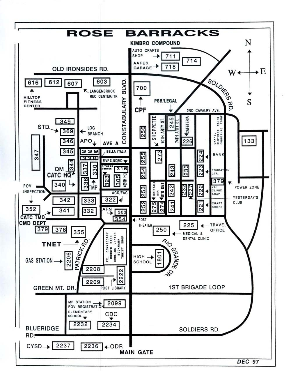 Map Of Vilseck Germany Army Base.Information On U S Army Garrison Grafenwoehr In Germany Favorite