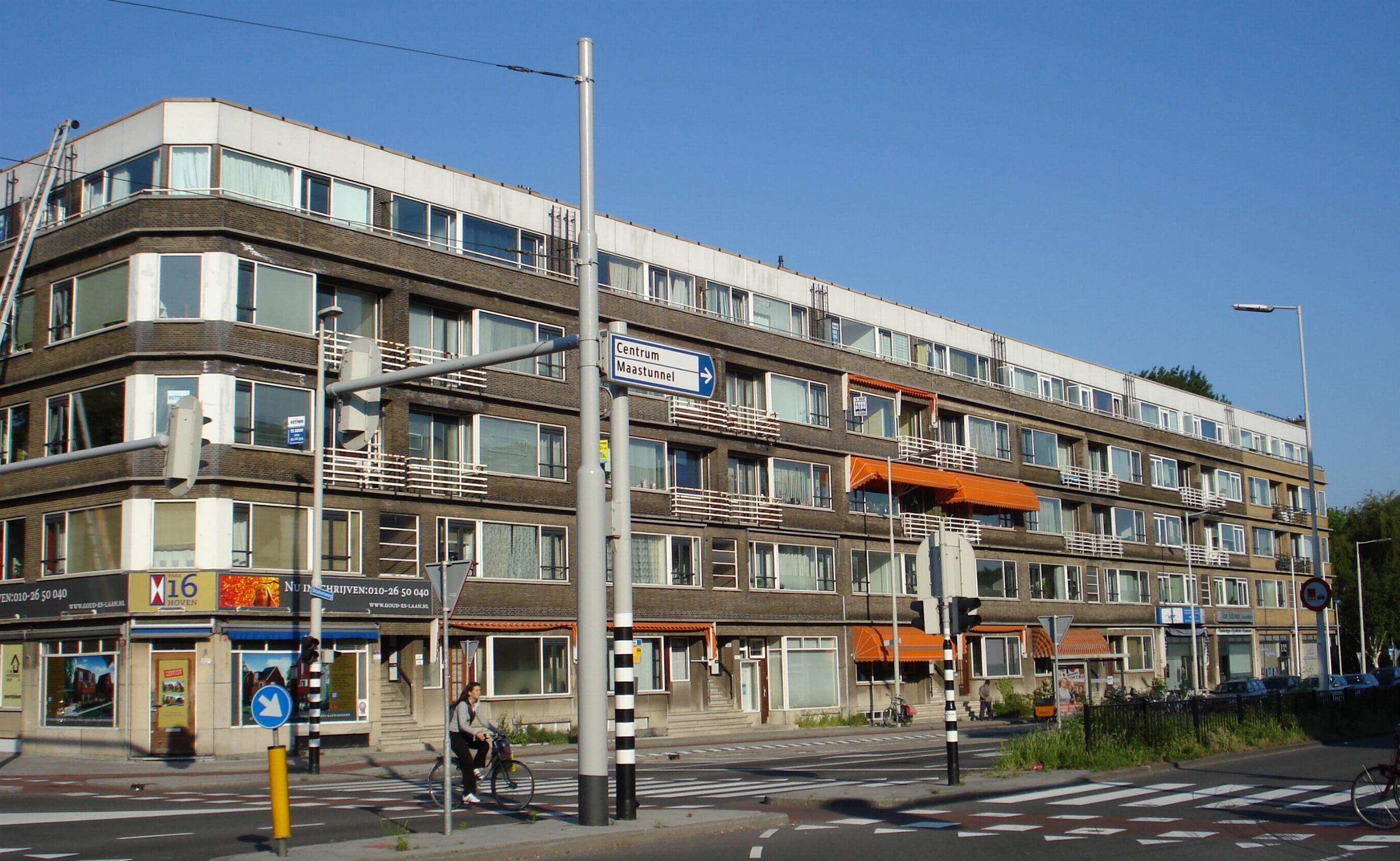 Blijdorp wijk for Wijk in rotterdam