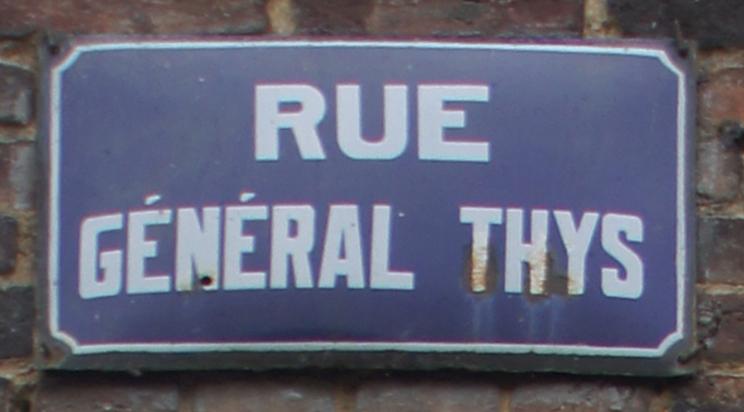 Dalhem,  Belgium: Genera Thys Street