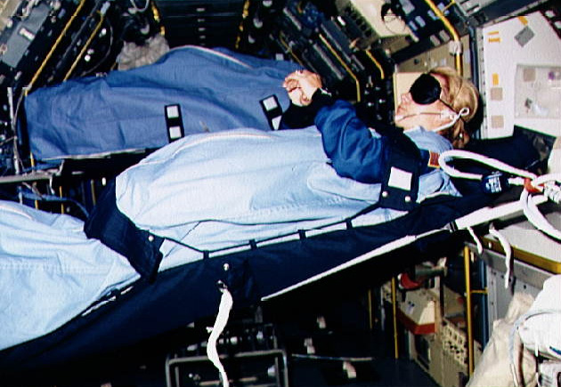 astronaut who stayed in space the longest - photo #30