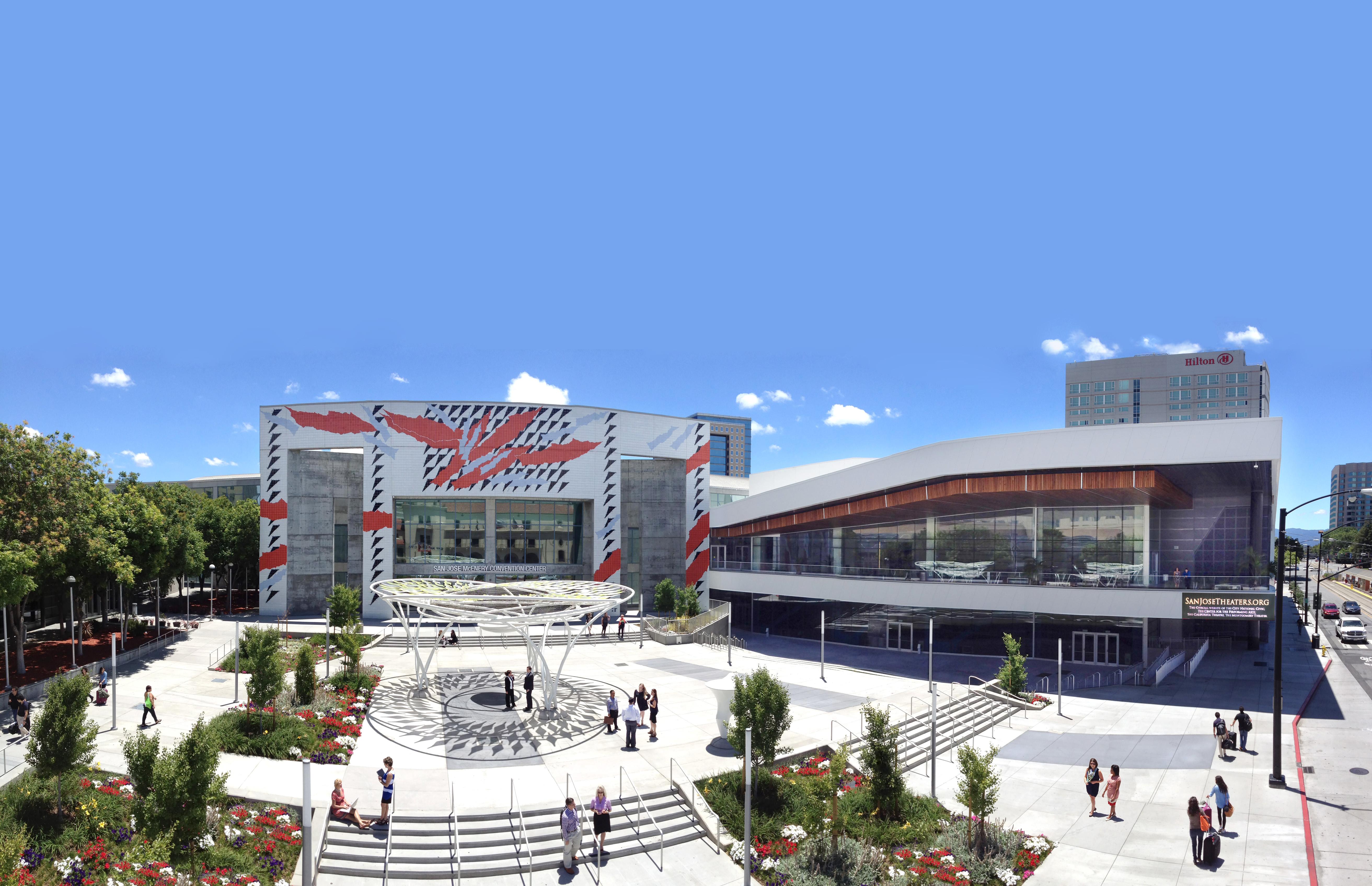 San Jose Convention Center - Wikipedia