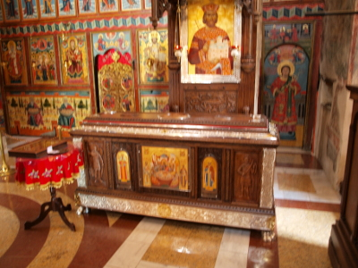 Srpske baštine Sarkofag_Car_Lazar