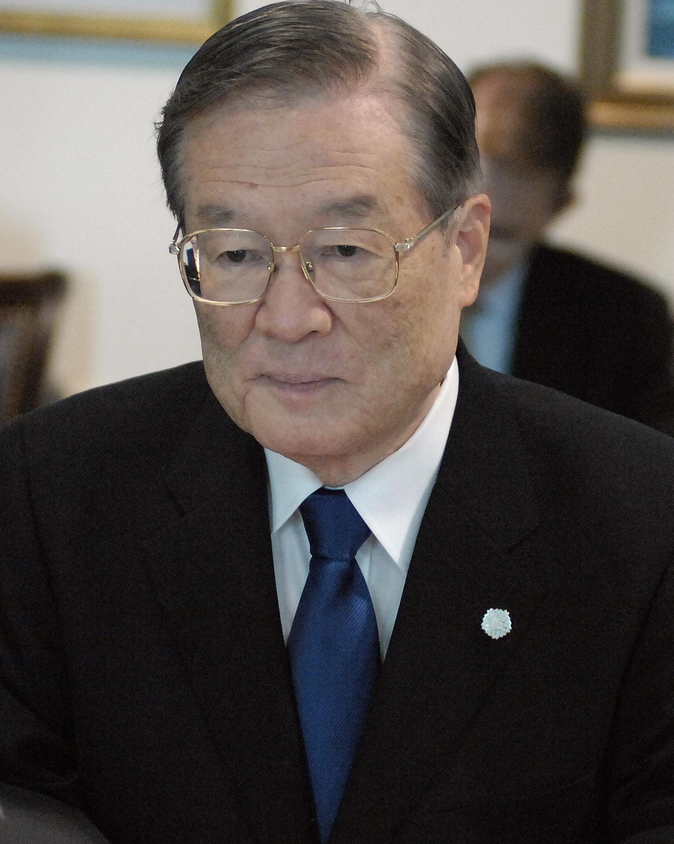 森本敏 - Wikipedia