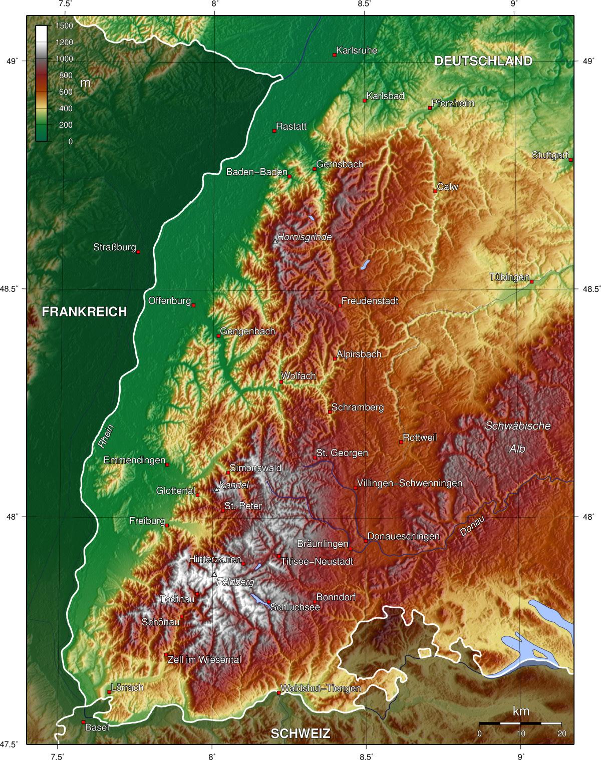 Falsche Ortsbezeichnung auf Karte des Schwarzwalds[Quelltext bearbeiten]