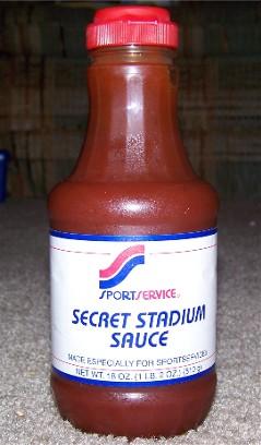 Secret Sauce Photo