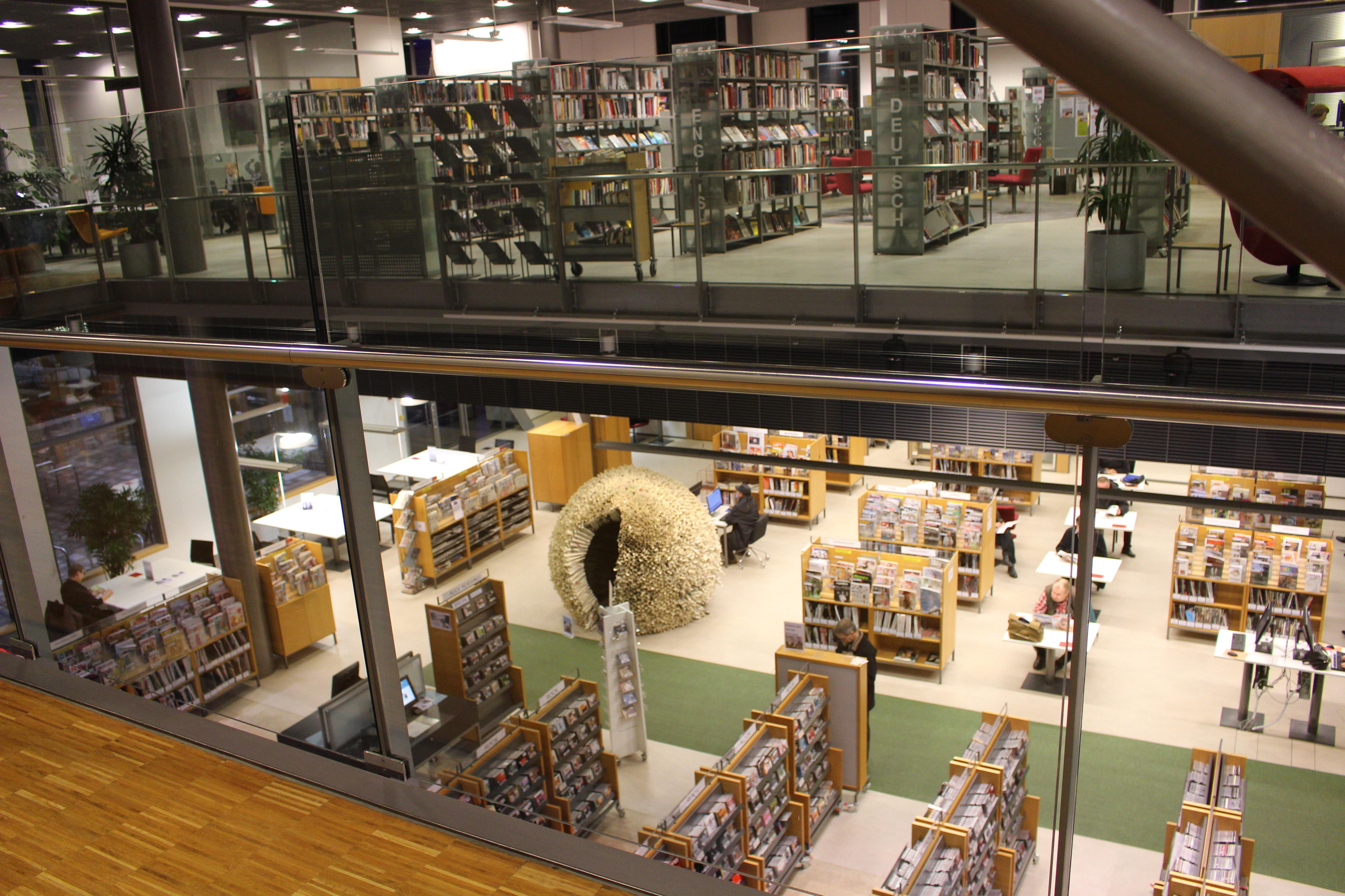 Sellon Kirjasto Tapahtumat