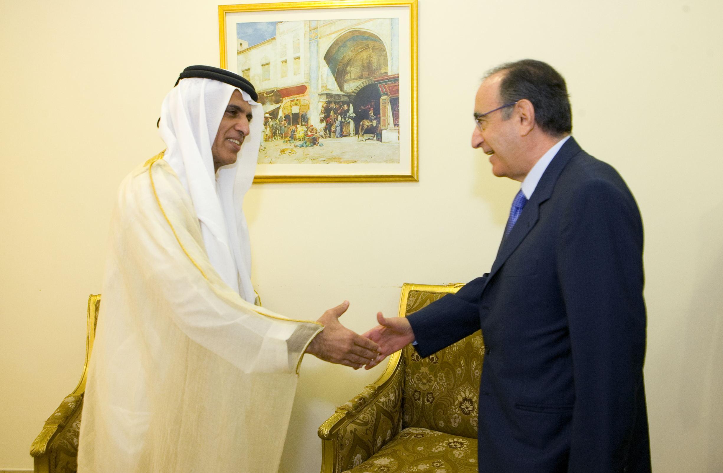 Filesheikh saud meeting nicolas nahas minister of economy trade filesheikh saud meeting nicolas nahas minister of economy trade lebanon m4hsunfo