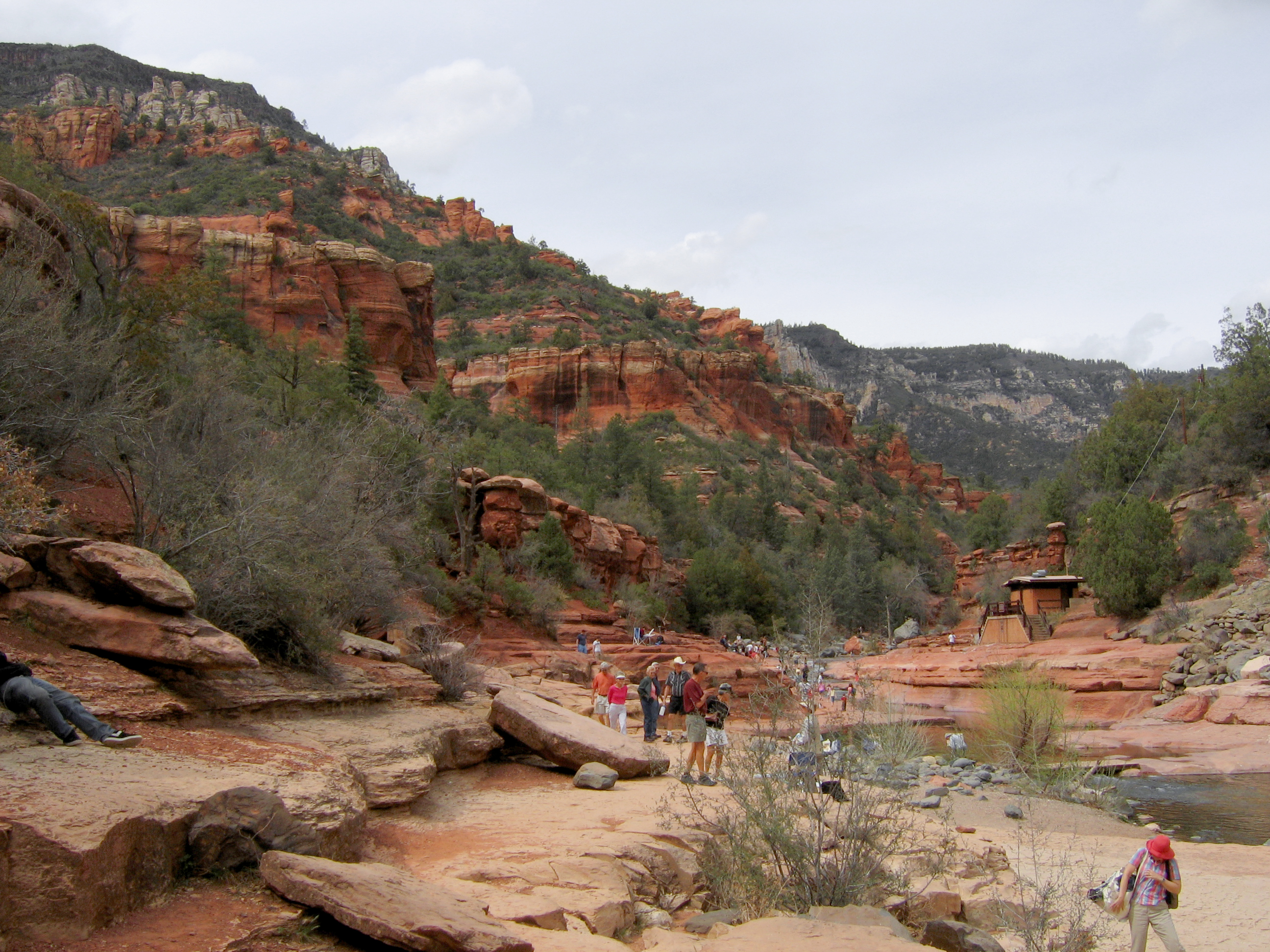 Slide Rock State Park Awesome Outdoor Adventures In Arizona