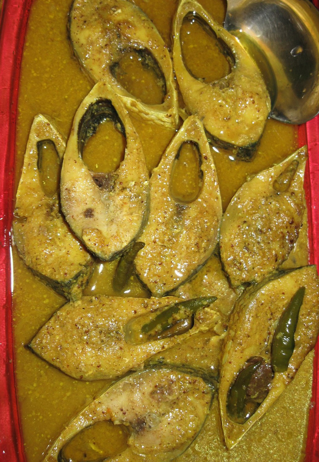 Sorshe ilish wikipedia for Awadhi cuisine kolkata