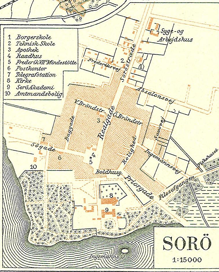 danmark dating Sorø