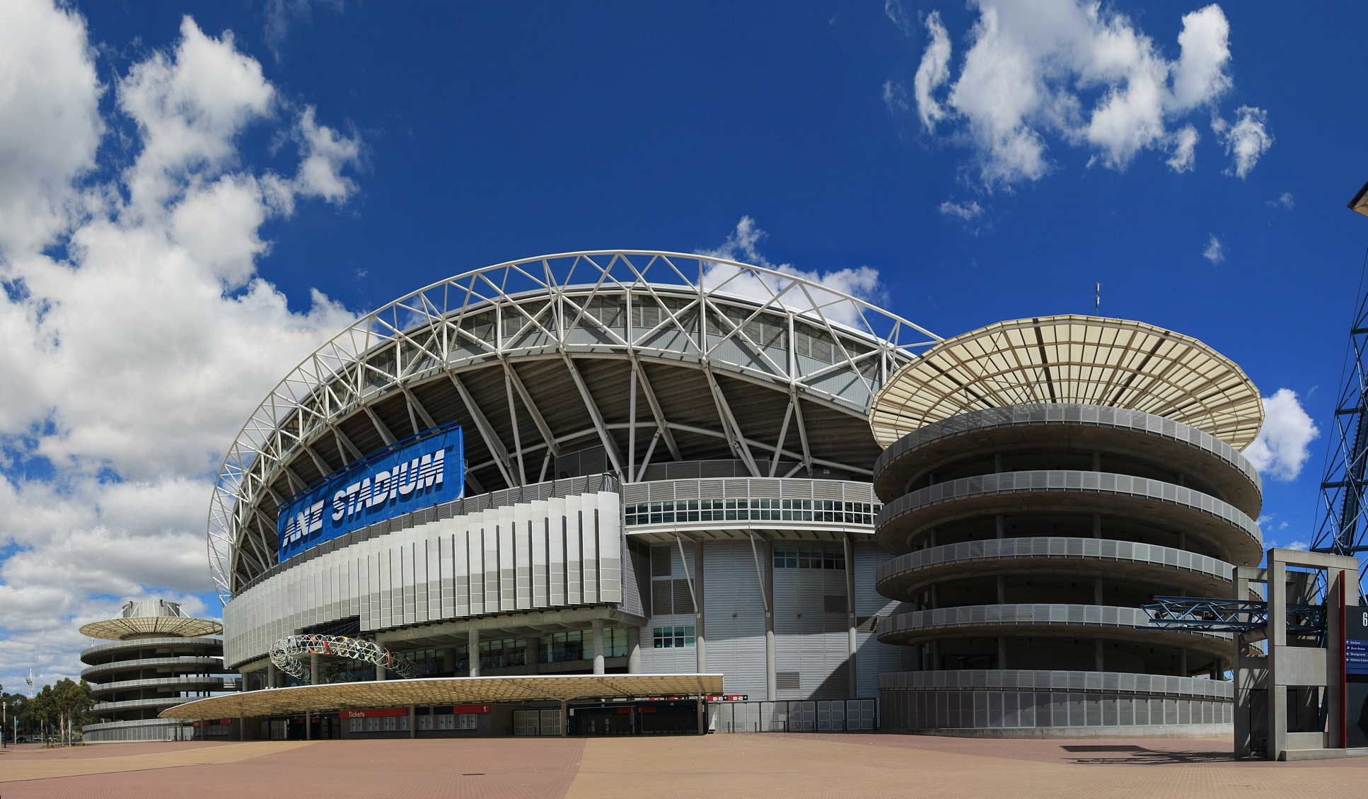 Sydney Olympic Park New South Wales Stadium Australia 2
