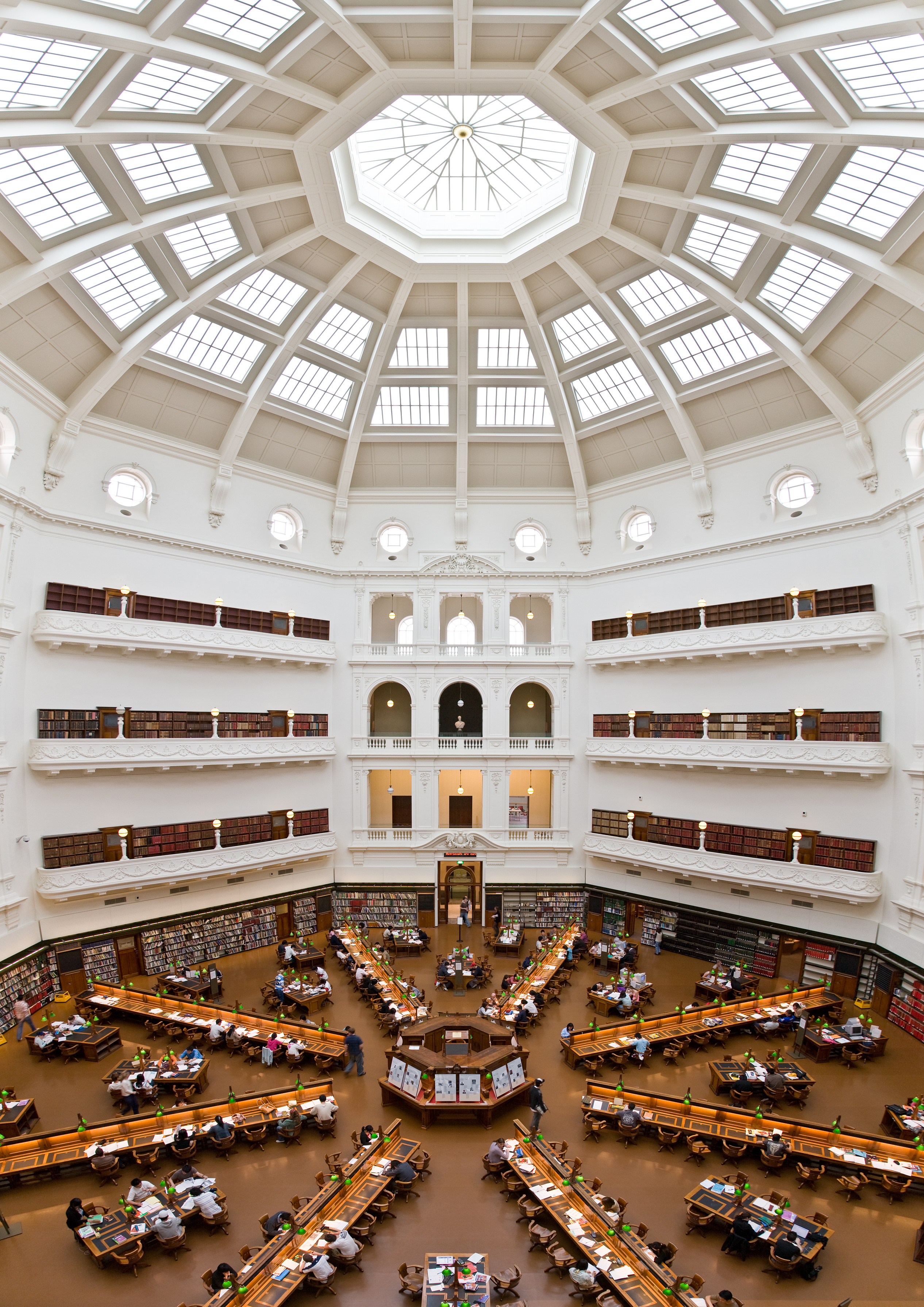 http://upload.wikimedia.org/wikipedia/commons/c/cd/State_Library_of_Victoria_La_Trobe_Reading_room_5th_floor_view.jpg
