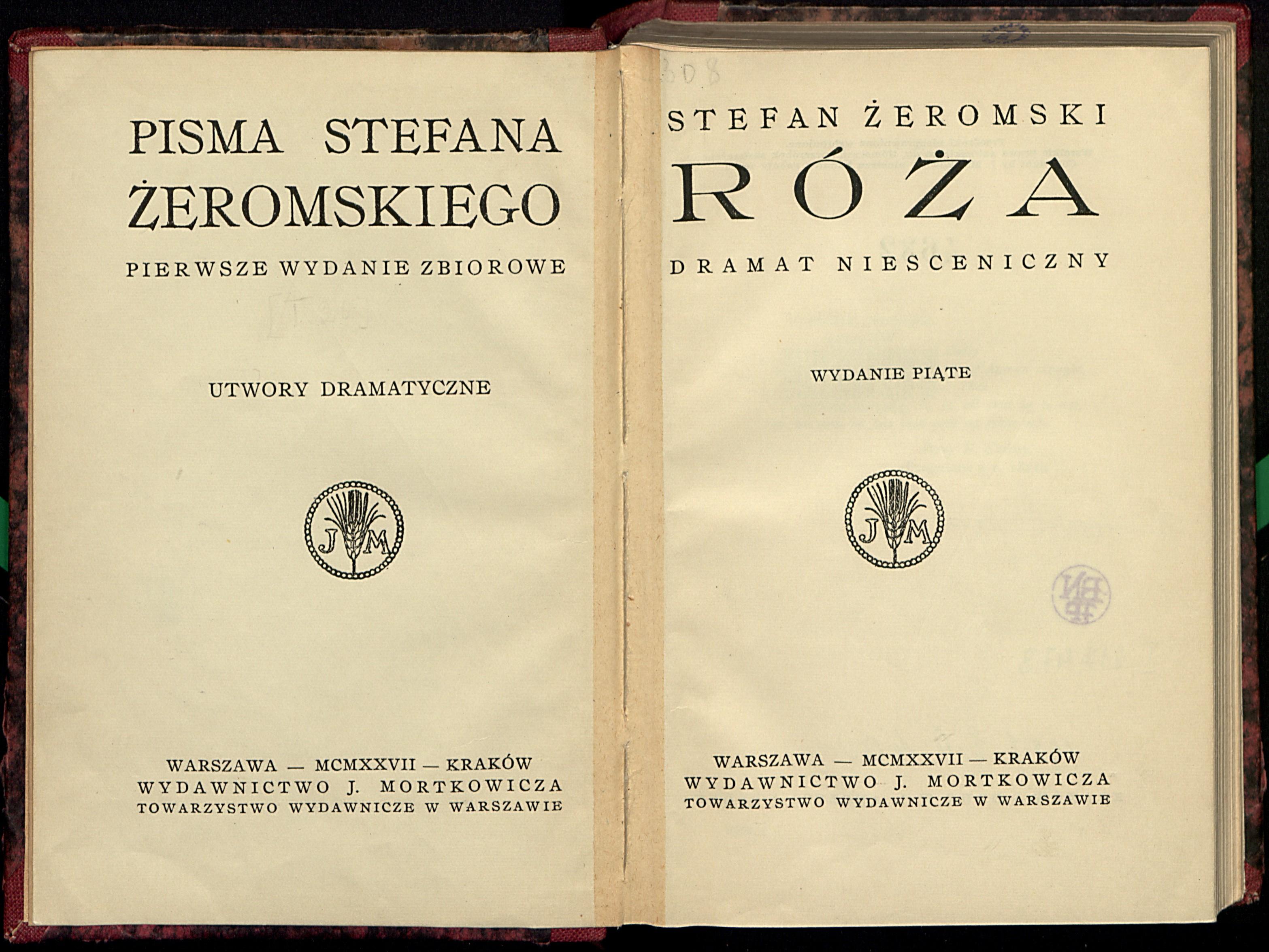 Róża Dramat Wikipedia Wolna Encyklopedia
