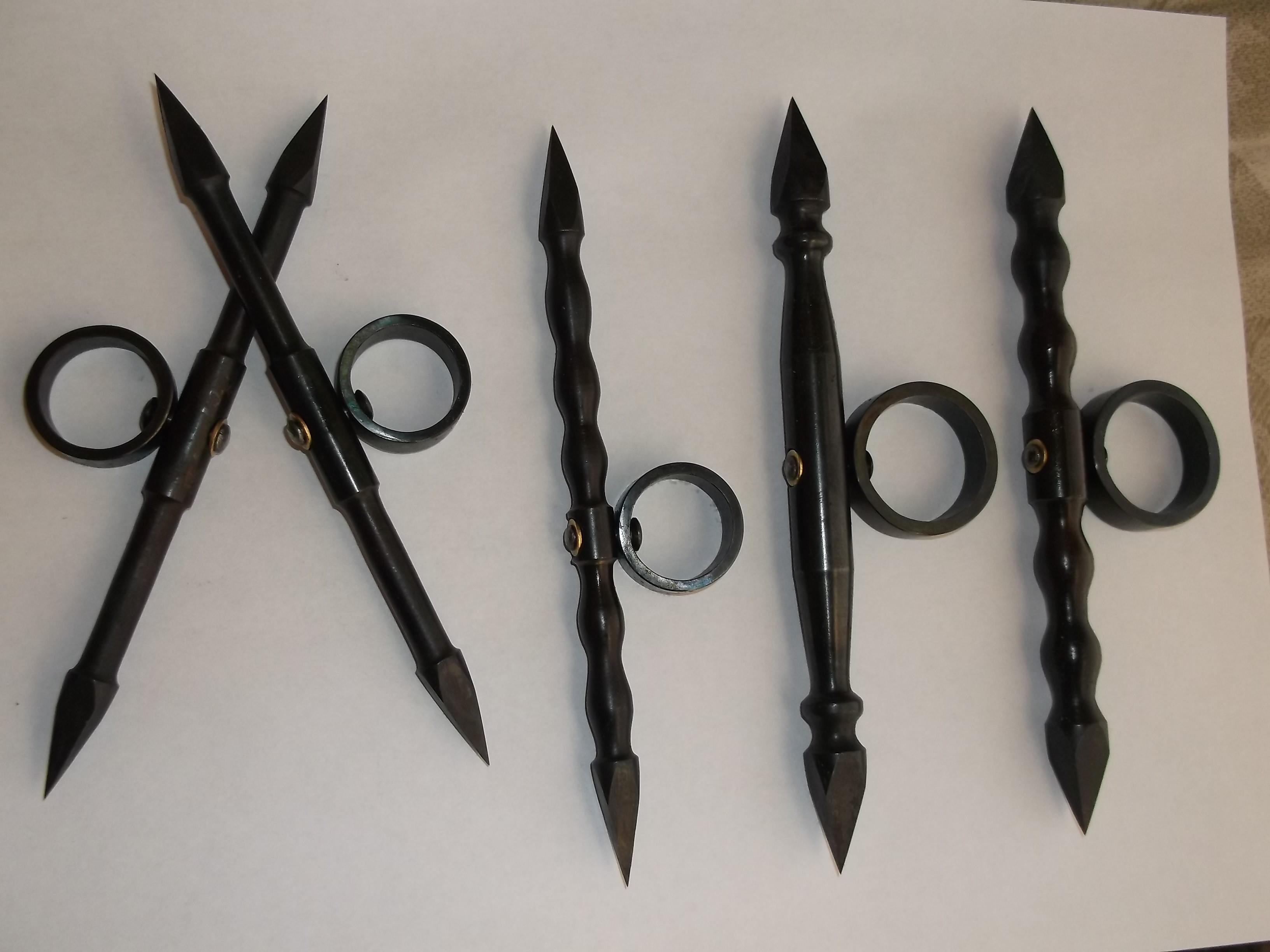 Эффективные ножи самообороны 4 фотография