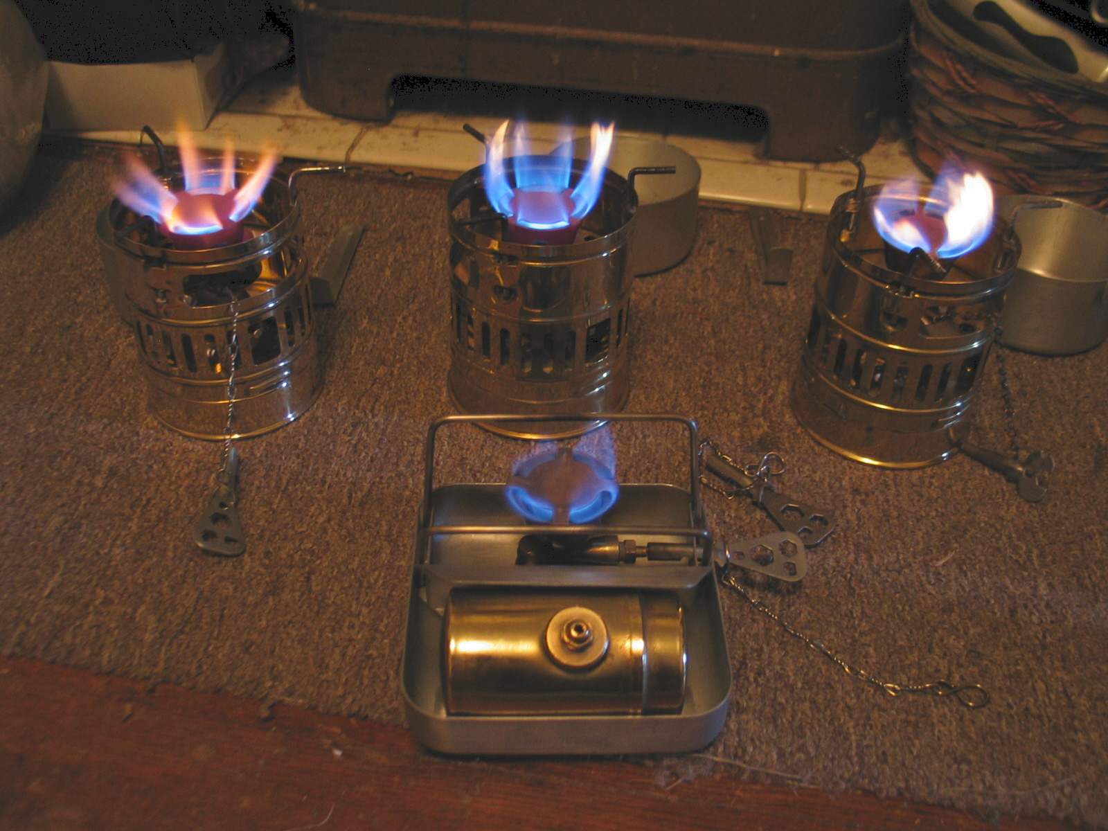 Dating optimus stoves
