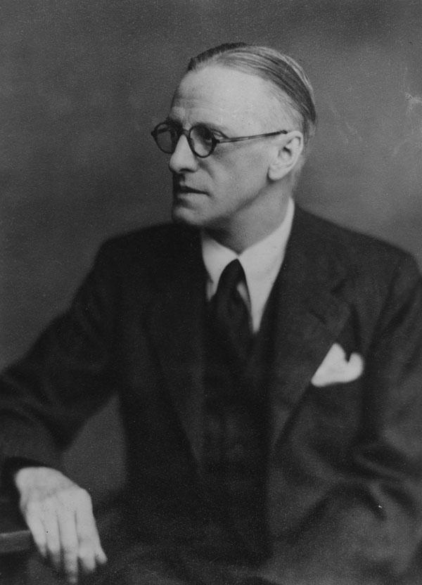 T. S. Ashton in 1950.