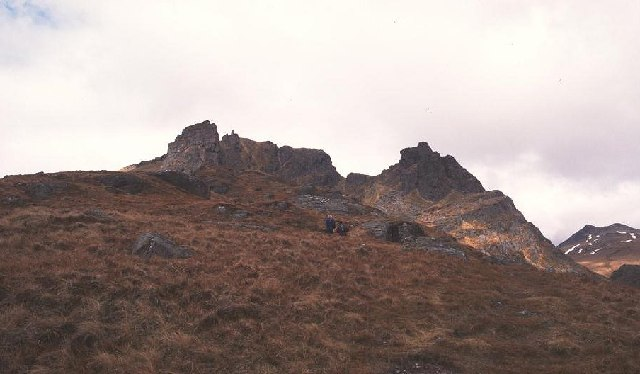 The Cobbler - geograph.org.uk - 11251