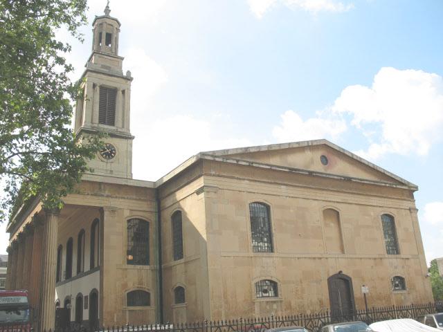 Henry Wood Hall, London
