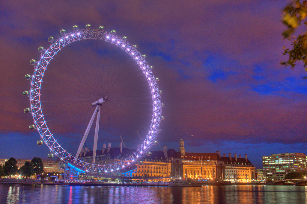 File The London Eye At Wikimedia Commons