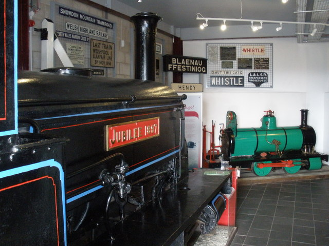 File:The Narrow Gauge Railway Museum, Tywyn - geograph.org.uk - 1414903.jpg