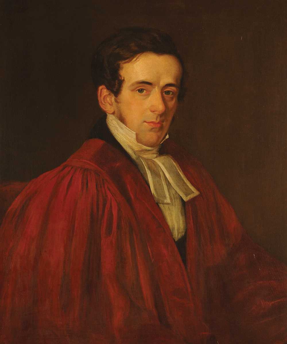 John Allen Giles by Charles J. Grant.