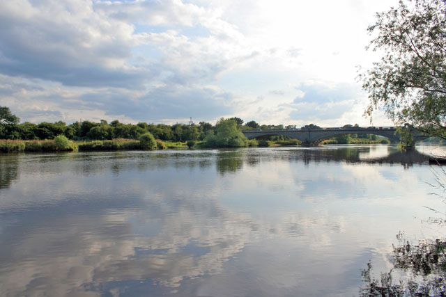 The River Trent - geograph.org.uk - 1395637