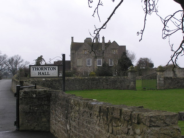 Thornton Hall High Coniscliffe Wikipedia