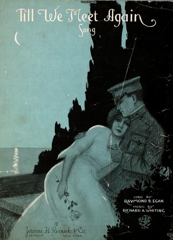 till we meet again song 1918 pandemic