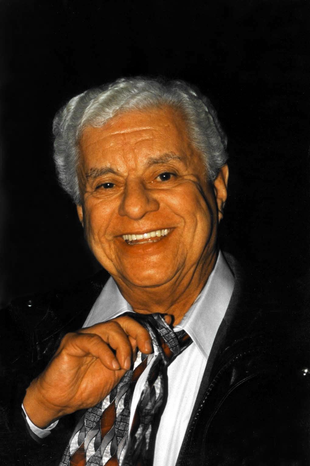 Photo Tito Puente via Opendata BNF