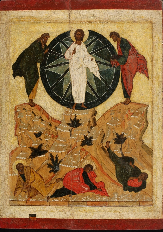 Transfiguration (Ostankino museum).JPG